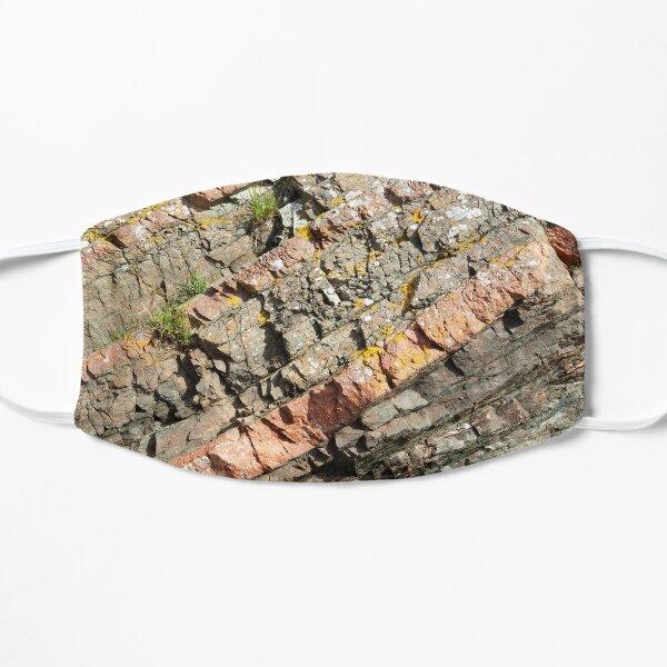 A slice of geology Flat Mask