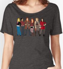 The Companions  Women's Relaxed Fit T-Shirt