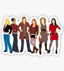 The Companions  Sticker