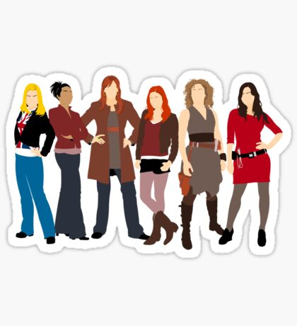 The Companions  Sticker