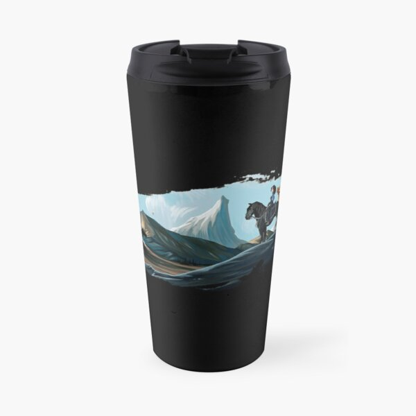A Long Journey Travel Mug