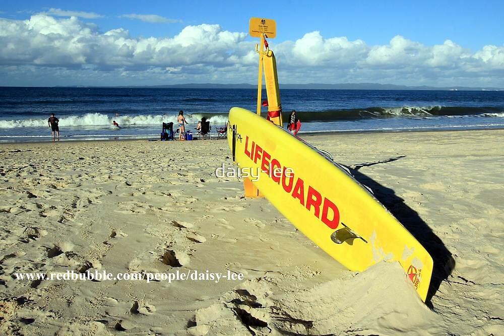Lifeguard Bribie Island 1 by daisy-lee