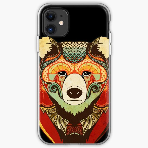 The Bear iPhone Soft Case