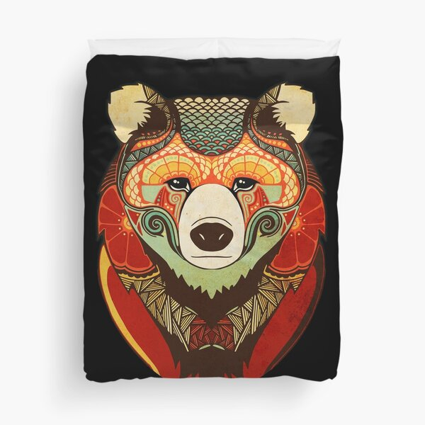 The Bear Duvet Cover