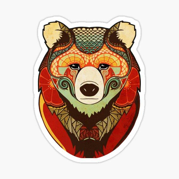 The Bear Sticker