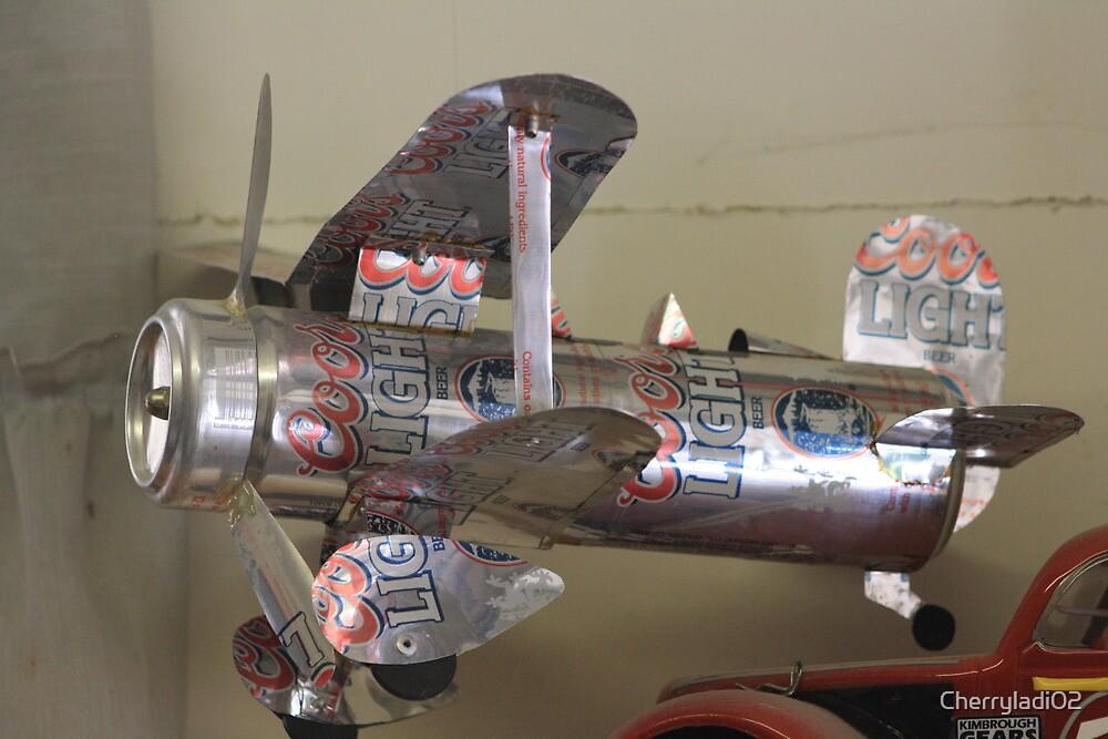Coors Light plane by Cherryladi02