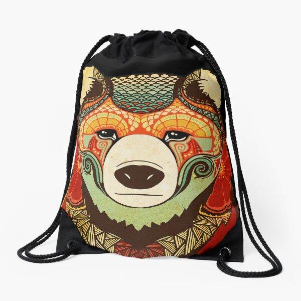 The Bear Drawstring Bag