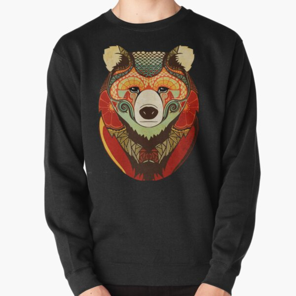 The Bear Pullover Sweatshirt