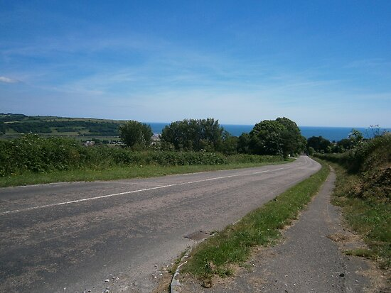 seaton down hill by brucemlong