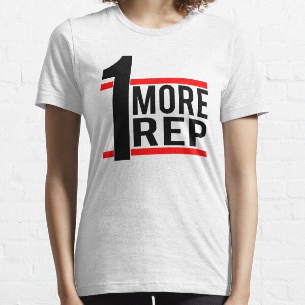 1 More Rep Essential T-Shirt