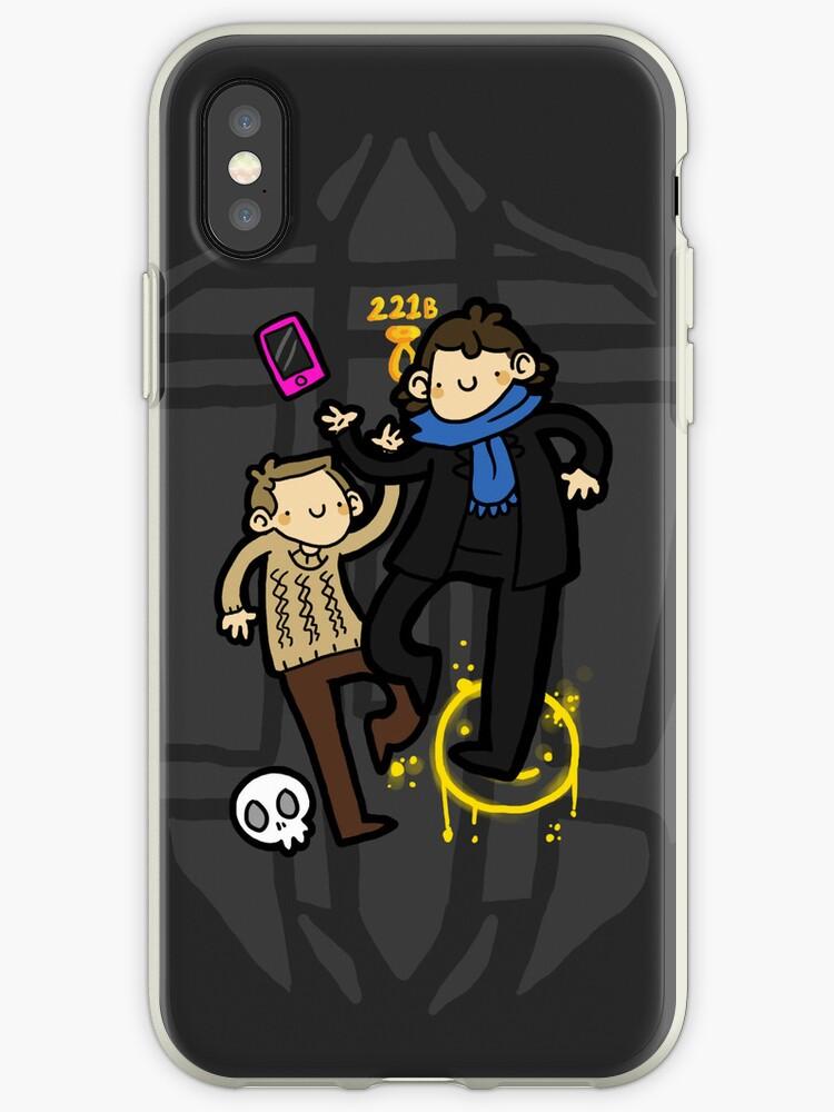 221b iPhone/iPod by geothebio