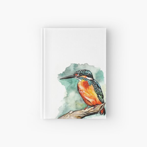 Kingfisher Hardcover Journal