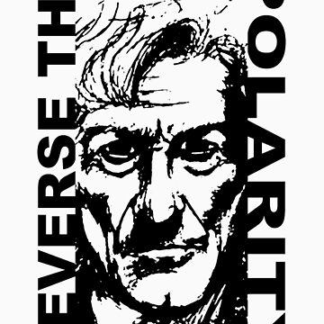 REVERSE THE POLARITY – The Third Doctor by smiscandlon