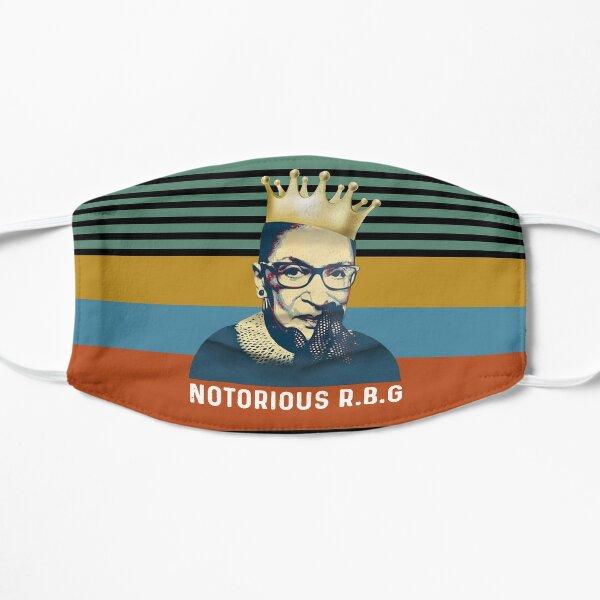 Notorious R.B.G Flat Mask