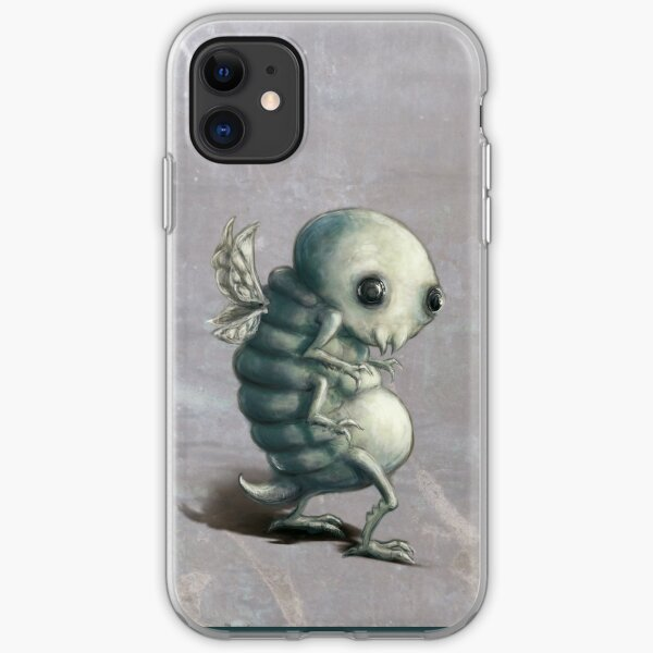creepy and ugly iPhone Flexible Hülle