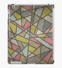 stained glass iPad Case/Skin