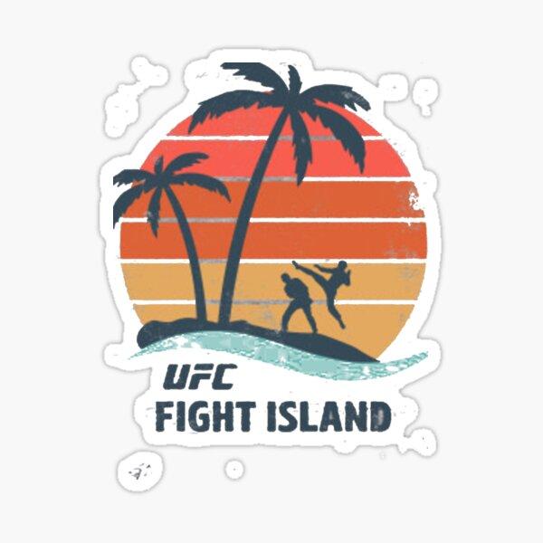 Ufc Fight Island Pegatina