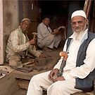 Tool Makers in Old Delhi by Alan Hovey