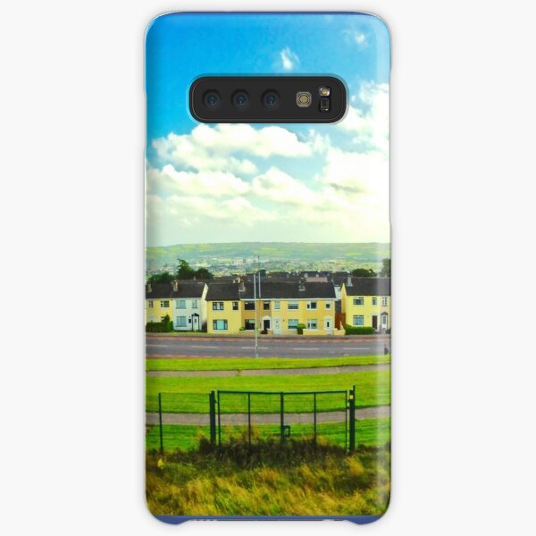 Hollyhill Opposite Hollywood Estate Samsung Galaxy Snap Case
