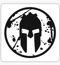 Spartiate Sticker