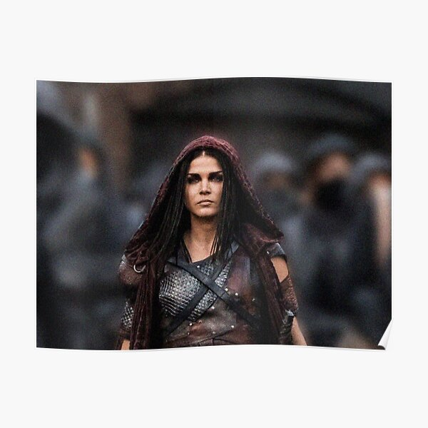 The 100 Octavia Poster