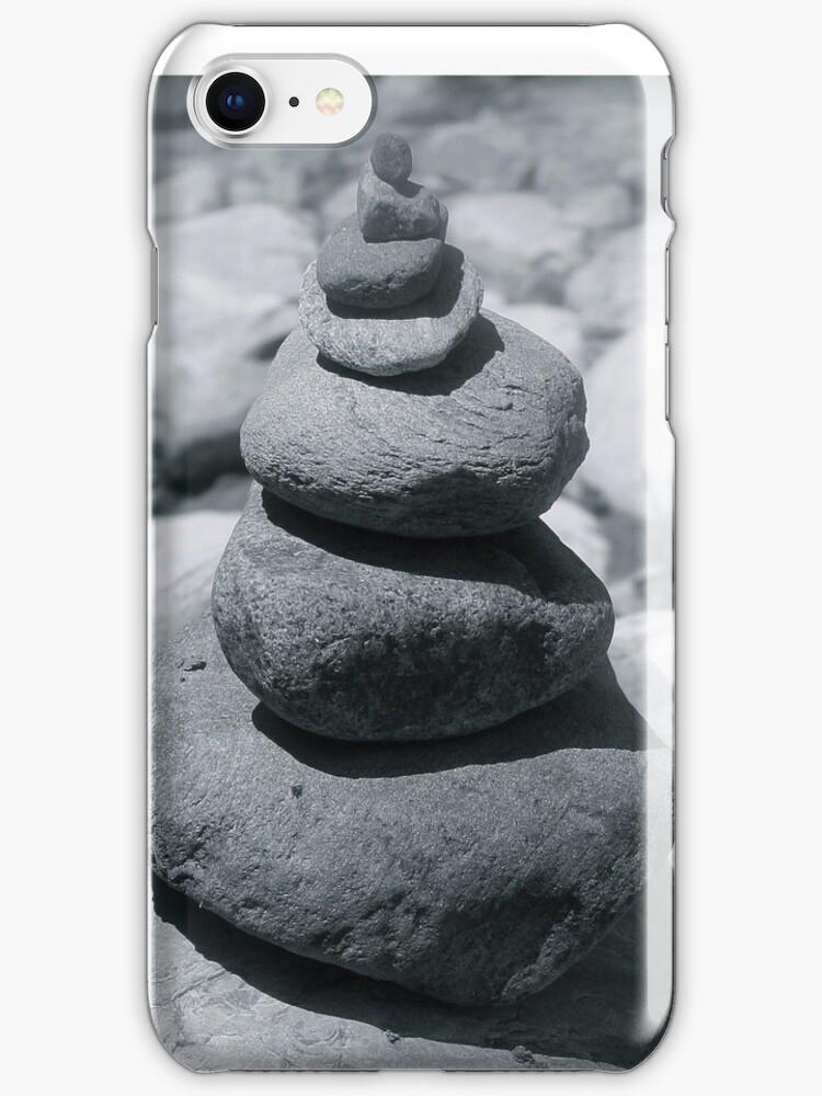 Cairns of rocks  by DreamCatcher/ Kyrah