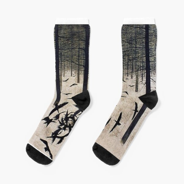 Dance Of Crows Socks