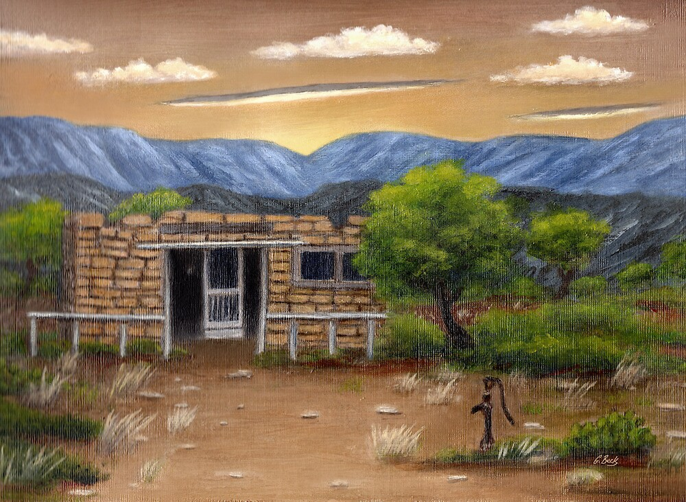 Homestead by Gordon Beck