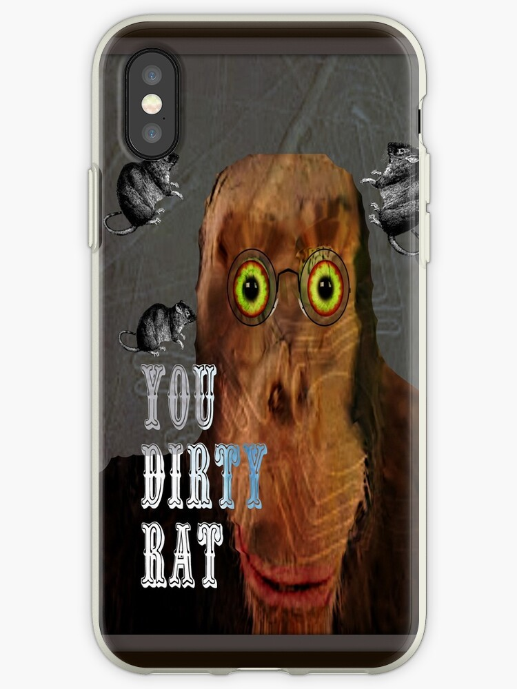 you dirty rat by DMEIERS