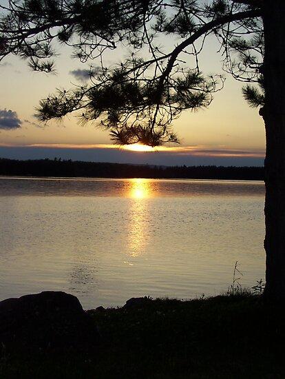 Lake View by K.Audrey Leto