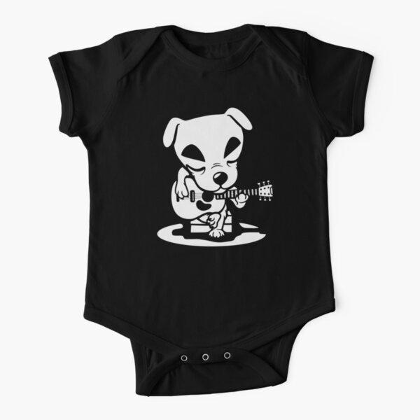 TOTAKEKE Short Sleeve Baby One-Piece