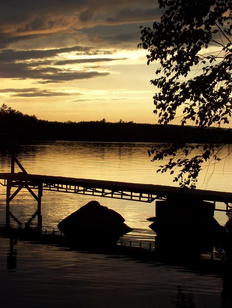 Dock by K.Audrey Leto