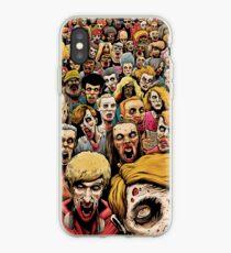 Zombie Horde iPhone Case