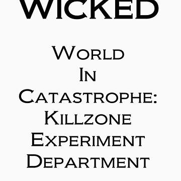 WICKED (Maze Runner) by GypsySignal