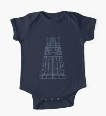 Dalek Blueprint Kids Clothes