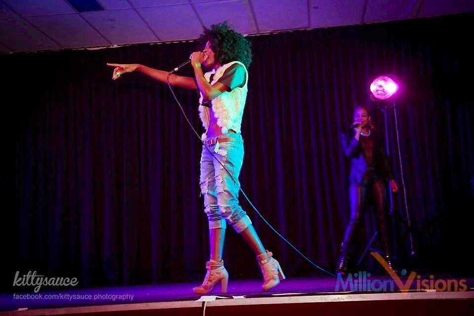 Flavour-Concert in Perth 2013 hosted by Mirene Igwabi  by Mirene Igwabi