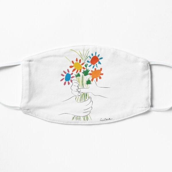 Pablo Picasso - Bouquet of Peace - Signature Mask