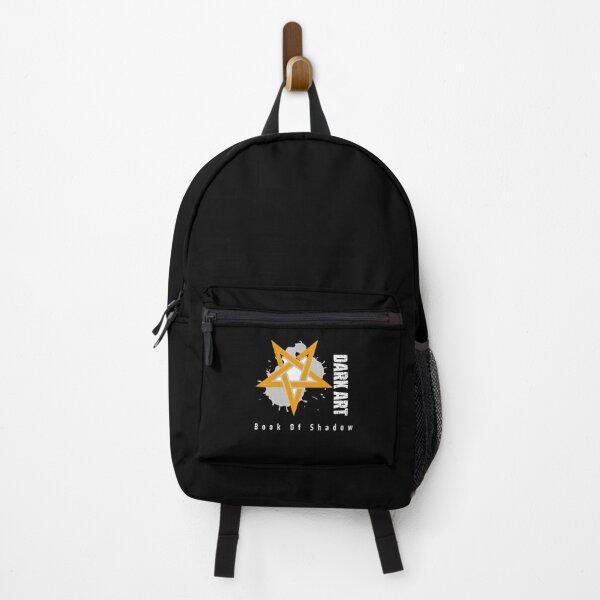 Dark Art Book Of Shadow 2nd Version Backpack
