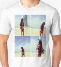 Beautiful Beach Girl T-Shirt