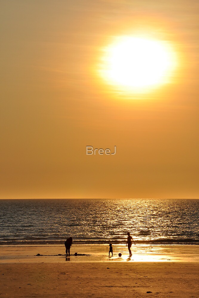 Cable Beach Sunset by BreeJ
