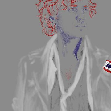 Marble Lover of Liberty by wtfeyebrows