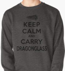 Keep Calm: Dragonglass (Black) Pullover