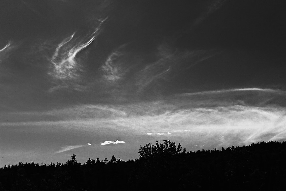Cloud formations Numer 9 by Nazareth
