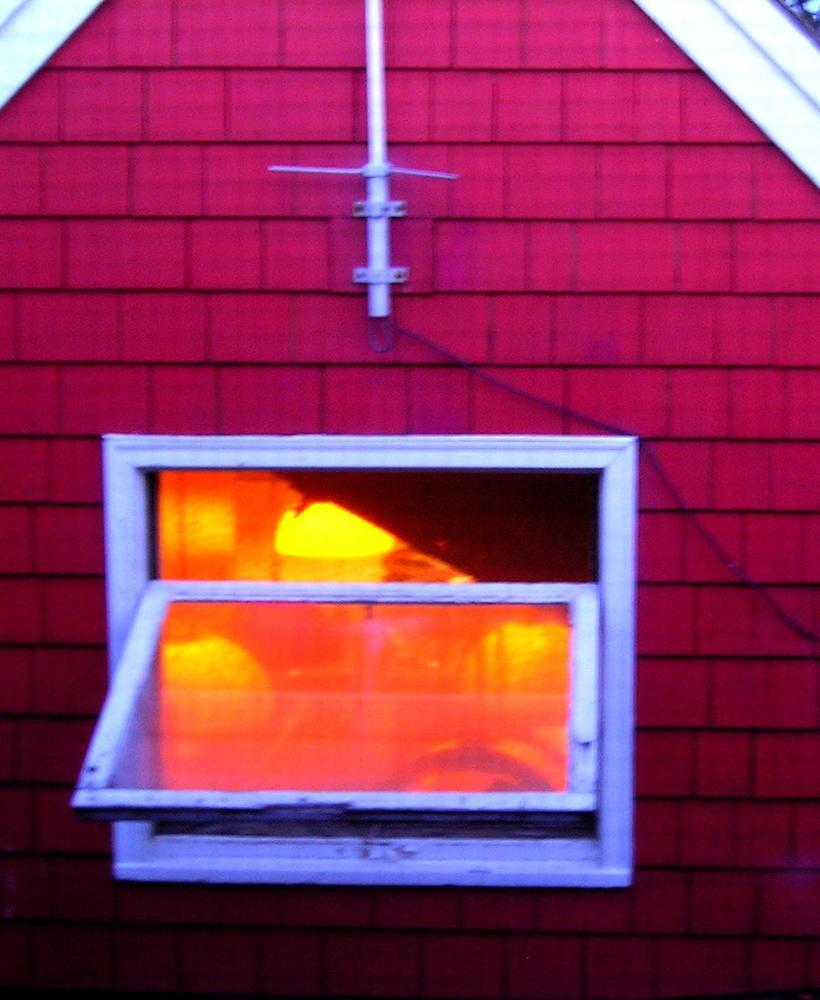 Light in the Window by peterrobinsonjr