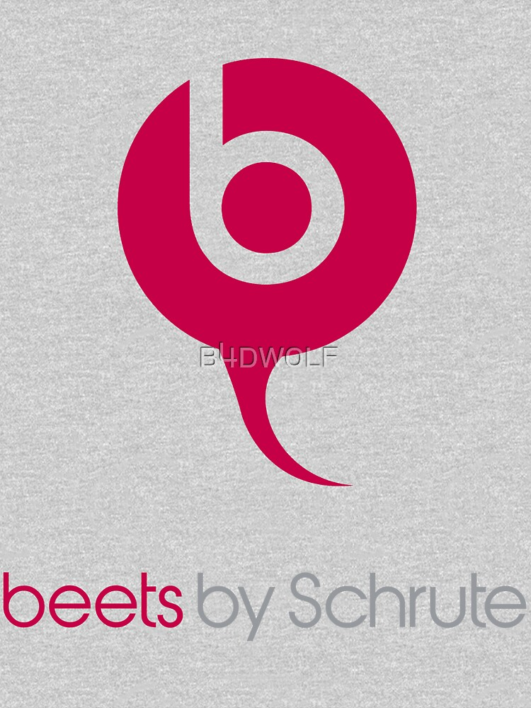 Beets By Schrute by B4DW0LF