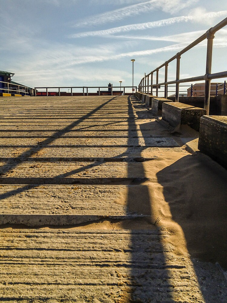 Lifeboat Ramp by allegoricus