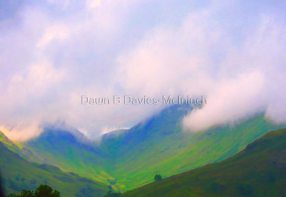 Scottish Mists by Dawn B Davies-McIninch