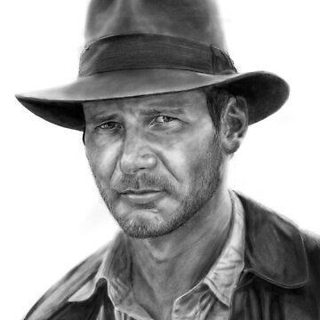 Indiana Jones by robo3687