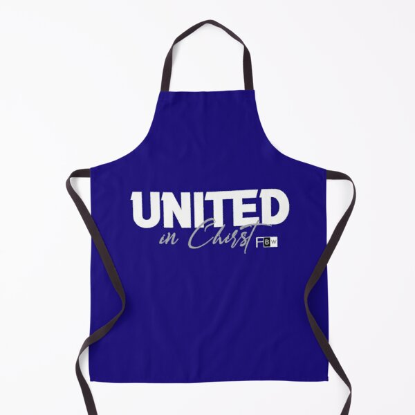 United in Christ Apron