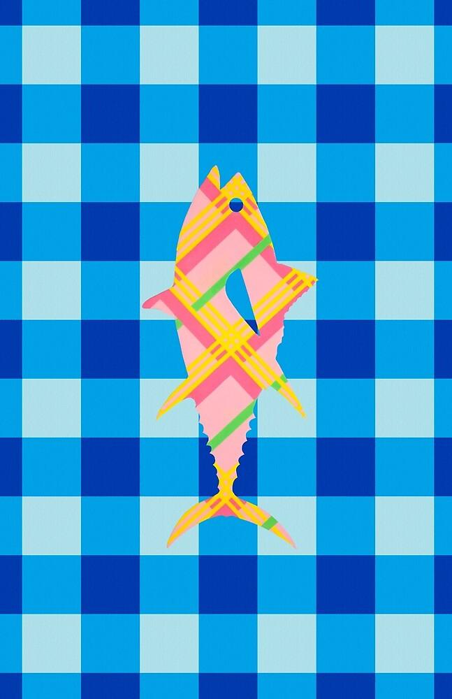 FISH STRIPES  by ianshimizu92